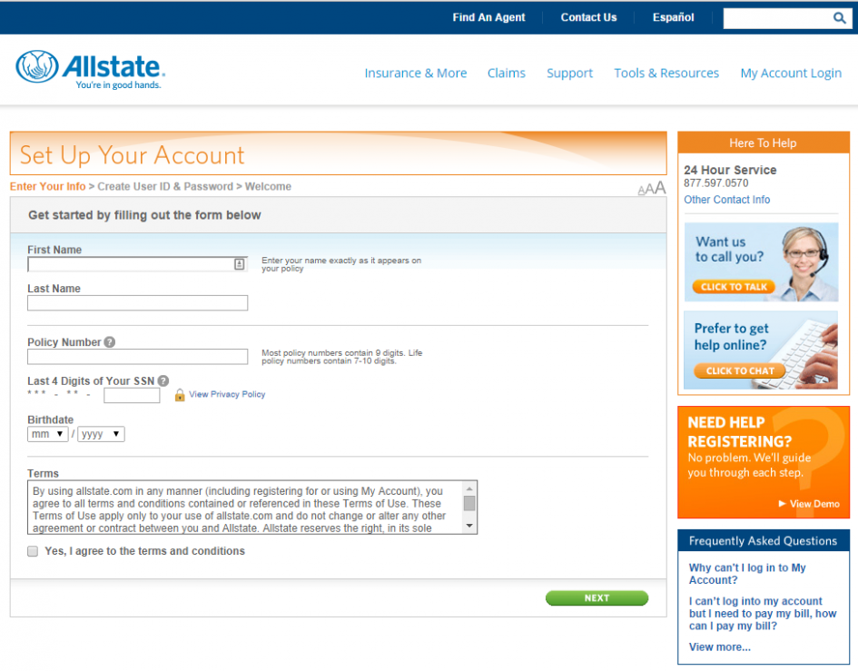 Allstate Insurance Card Without Login Seven Awesome Things You Can