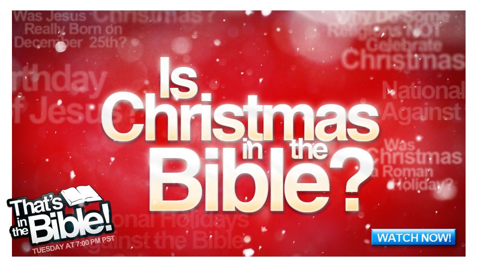 Why do some religions NOT celebrate Christmas? Why do all Jesus ...