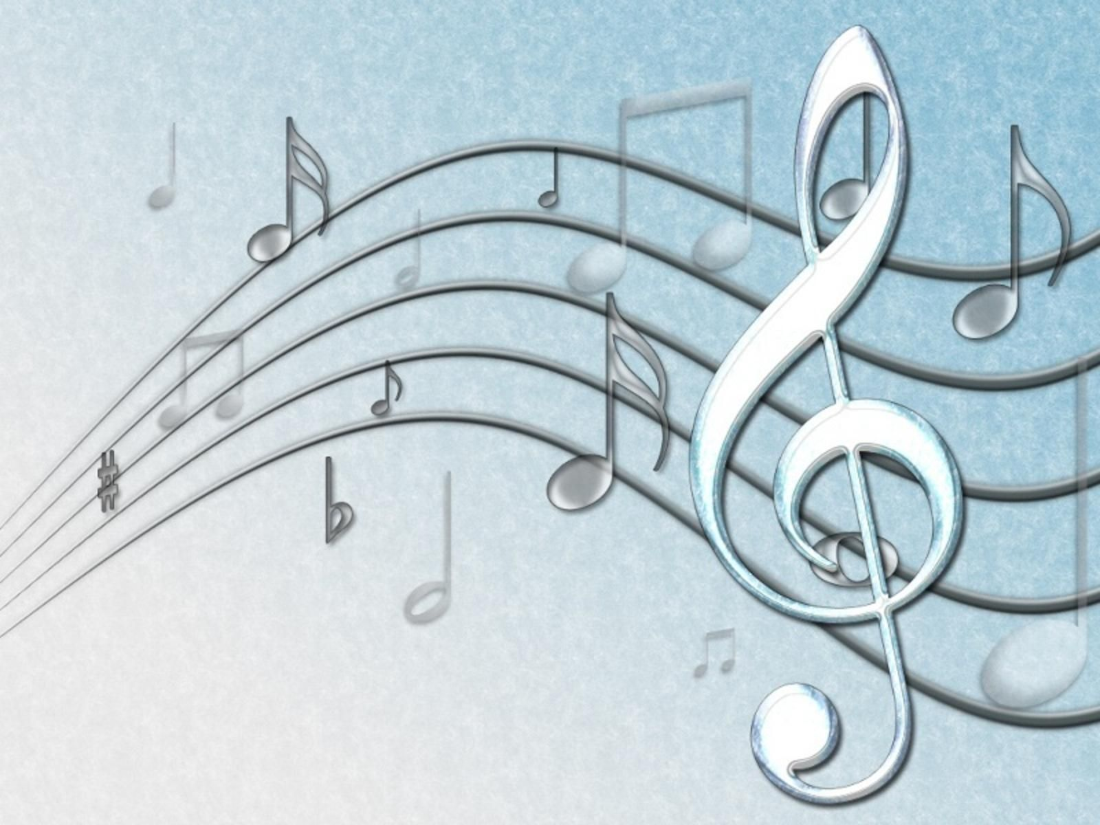 musical notes Computer Wallpapers, Desktop Backgrounds