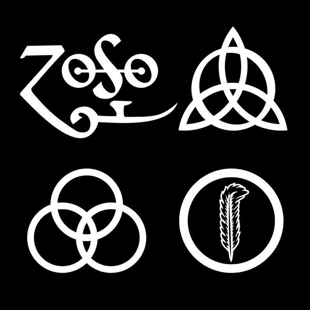 Pin By James Walker On Led Zeppelin Led Zeppelin Symbols Led Zeppelin Art Led Zeppelin Poster