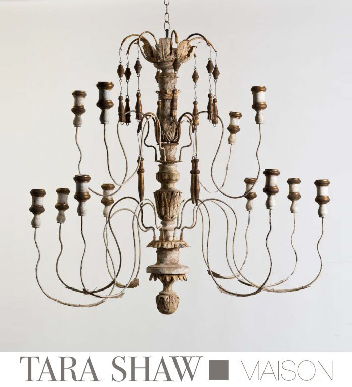 Tara Shaw Maison Italian Chandelier