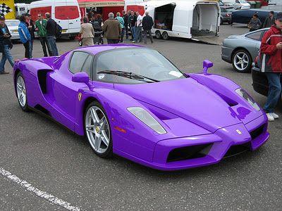 purple ferrari enzo | Cool sports cars, Ferrari enzo, Ferrari