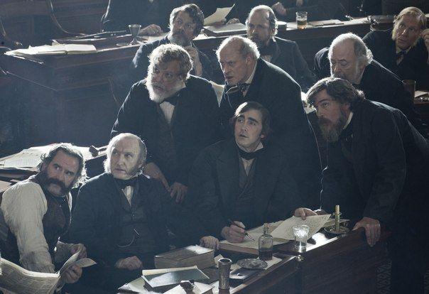 Lee Pace aparece agora em um novo still do longa Lincoln, indicado a vários Oscars, na pele do personagem Fernando Wood.