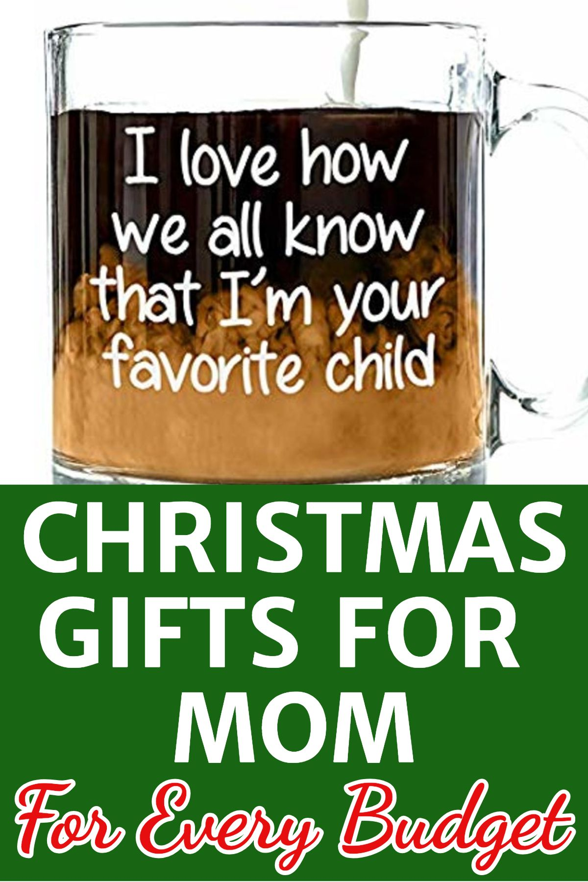 Christmas Gifts For Mom Looking For Creative And Fun Christmas Gift Ideas For Your Mother Click Special Gifts For Mom Christmas Gifts For Mom Gifts For Mom
