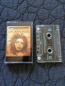 Lauryn Hill: The miseducation of lauryn hill
