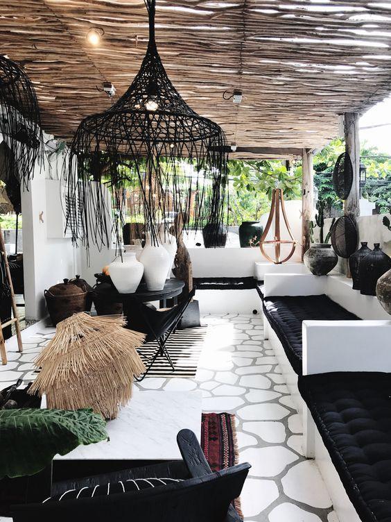 COCOON Garten Inspiration bycocoon.com | Leben im Freien | Terrassendesign | villa design | Wellness-D ... #terracedesign