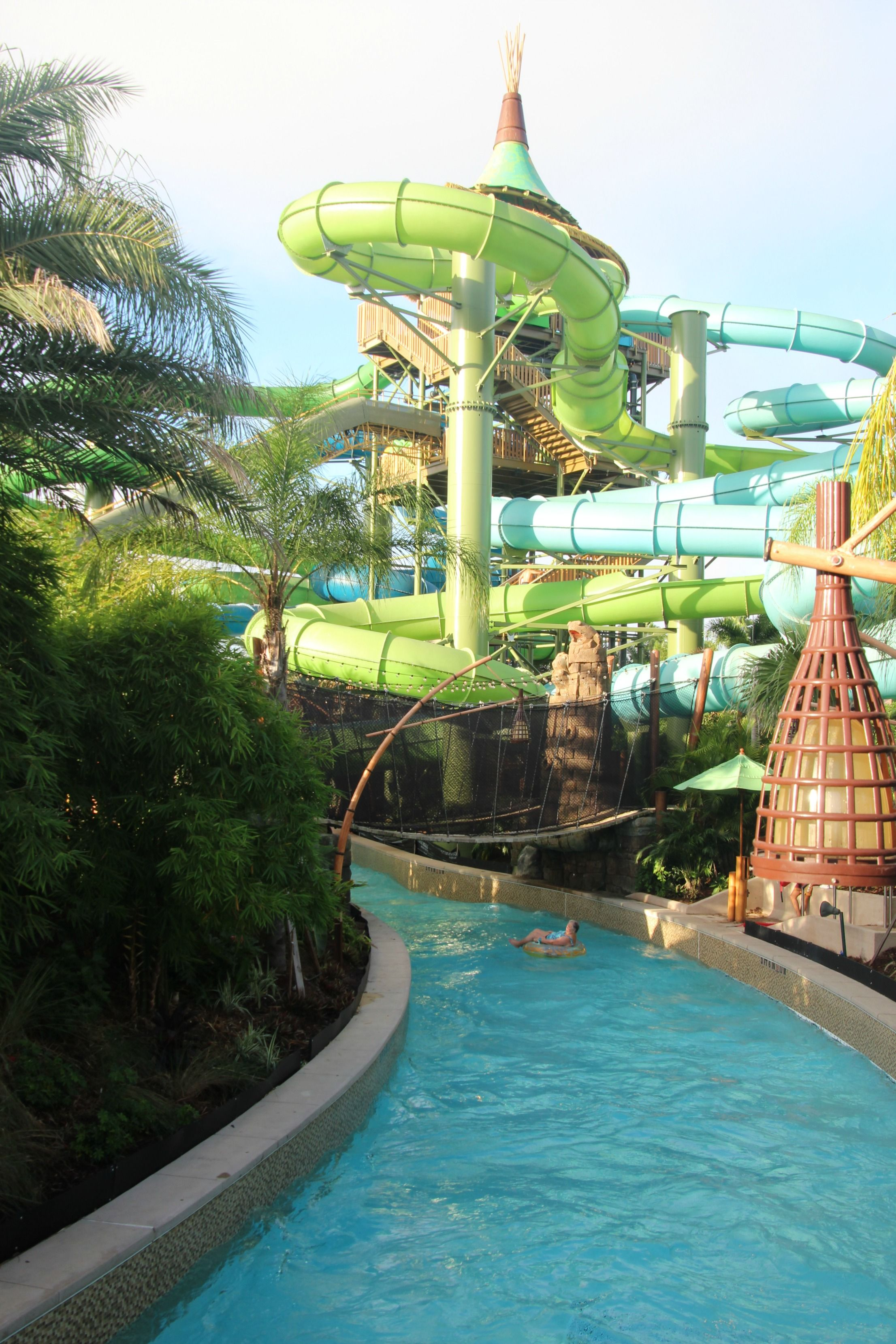 pictures and tips of the new orlando water park volcano bay rh pinterest com