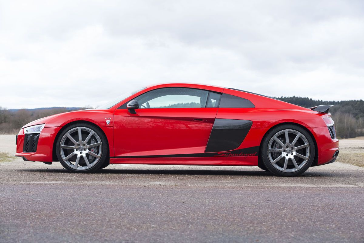 The New Mtm Audi R8 V10 Plus Supercharged Is Ready To Screw Audi R8 V10 Audi R8 V10 Plus Audi R8