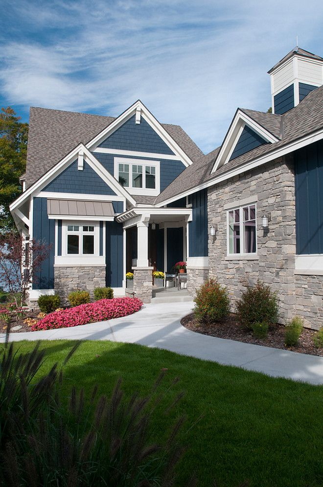30 Modern Exterior Paint Colors For Houses