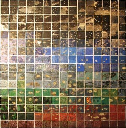 Etsy Artist Polymer Clay Mosaic