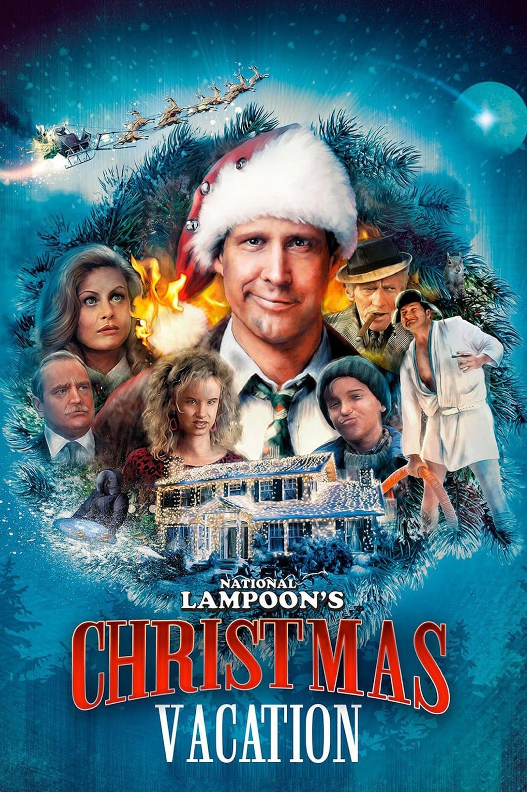 iPhone Wallpapers: National Lampoon\'s Christmas Vacation iPhone ...