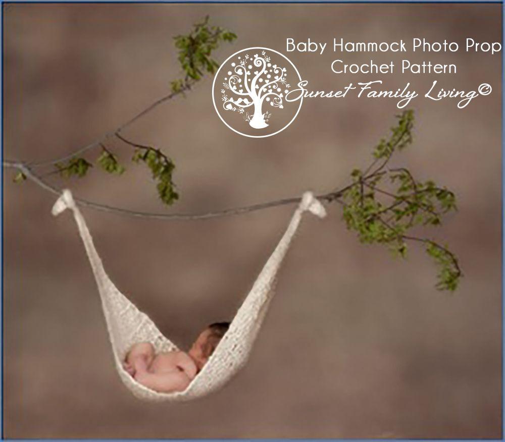 baby hammock crochet pattern - blog | Photography | Pinterest