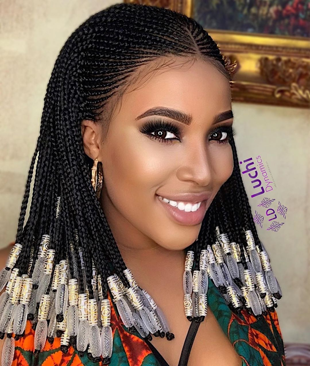 The Braid Wig Boss S Instagram Photo Let S Throw It Back To One Of Our Favor Cornrows Braids For Black Women Short Box Braids Hairstyles Braids Wig