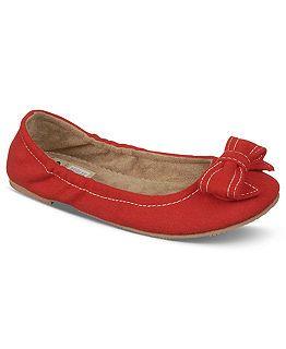 Ballet Flats, Black Flats, Red Flats