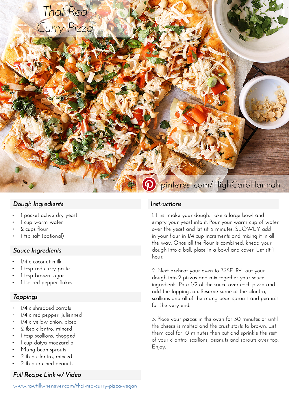 Thai red curry pizza vegan raw till whenever free vegan thai red curry pizza vegan raw till whenever forumfinder Images