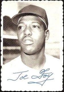 1969 Topps Deckle Edge 22b Joe Foy Front 1969 Baseball Cards