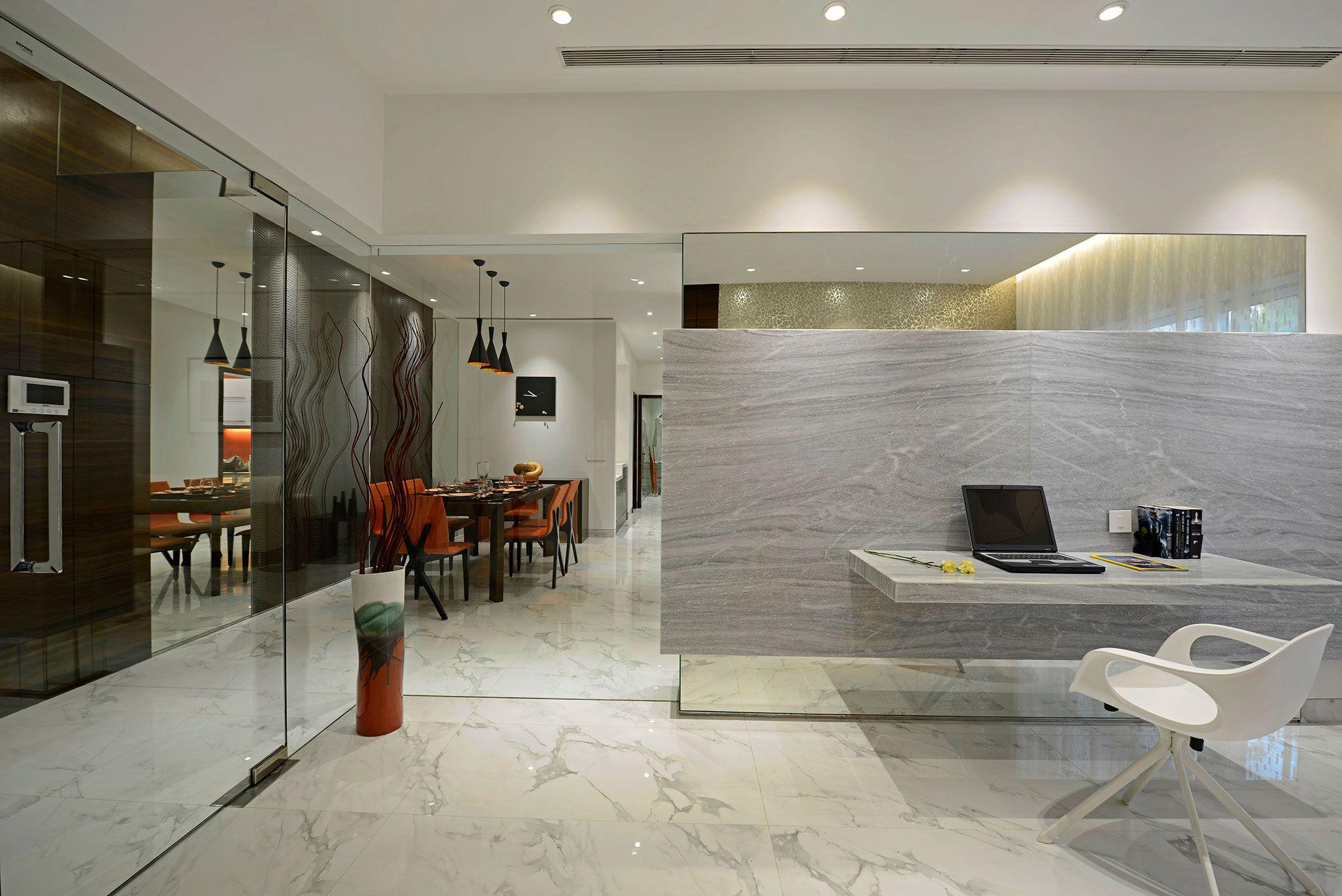 Interior Design For Ridgewood House In Jogeshwari India By GA