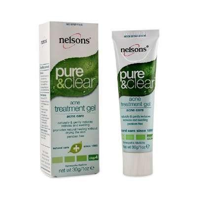 Nelsons Pure & Clear Acne Treatment Gel, 1 Oz Journee Riche Bio-Restorative Day Balm Broad-Spectrum Sunscreen SPF 30 1.69 oz.