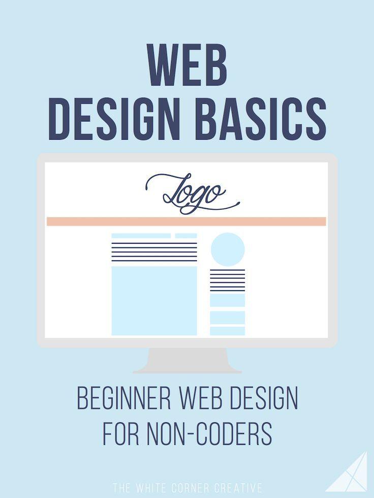 Web Design Basics Melissa Carter Design Web Design Basics Web Design Quotes Design Basics