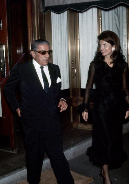 Jackie onassis and ari onassis news photo 105373854 getty news photo 105373854 getty images publicscrutiny Choice Image