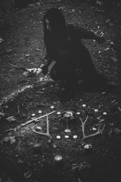 Из смайликов сделать фото темный магия