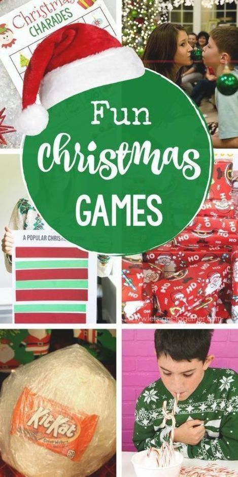 Fun Christmas Games to Play at Your Holiday Parties-From printable games for kids to great group games for adults, these Christmas party games are perfect for your party! #christmas #christmasparty #partygames Christmas party games Christmas-party-ga Christmas party games Christmas-party-games Birthday party games Carnival parties Christmas games Slumber party games Carnival birthday parties Ninja turtle party Ninja turtle birthday Monster high birthday Monster high party Frozen party