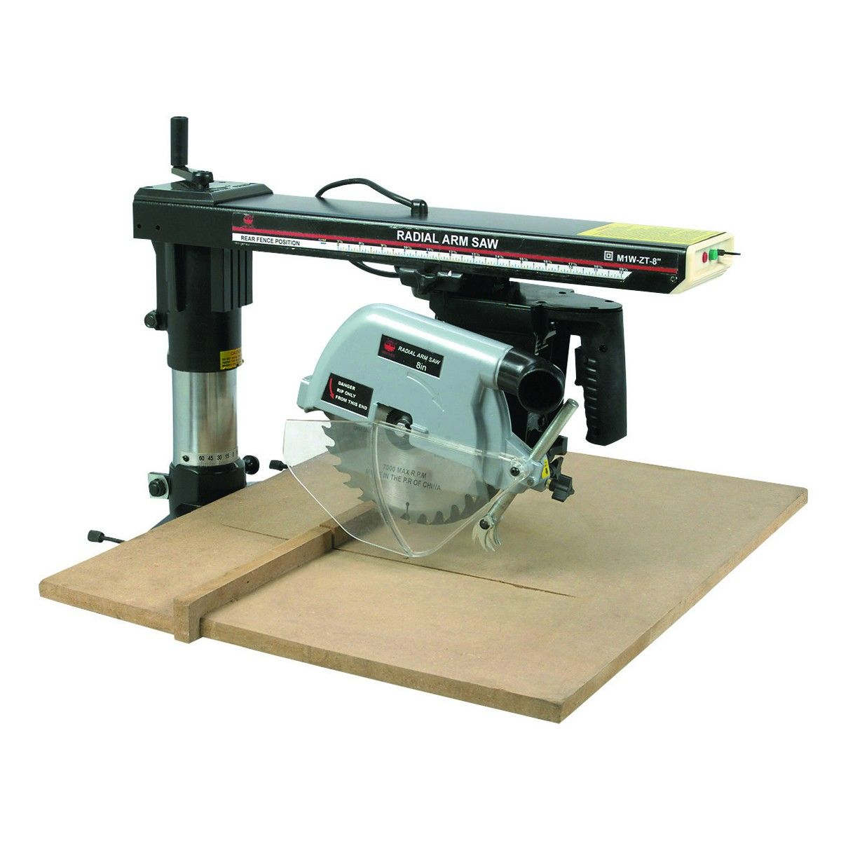 new yankee workshop radial arm saw. chicago electric power tools 42933 8-1/4\ new yankee workshop radial arm saw