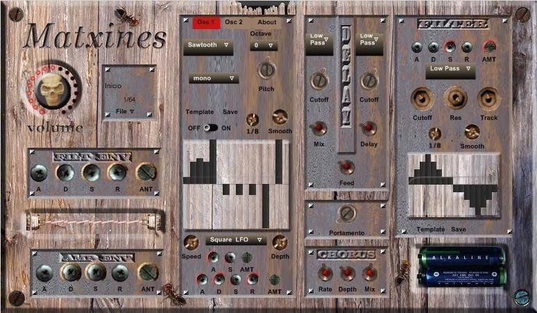 Free Vst Instruments Synthesizer Software Vst Plugins Page