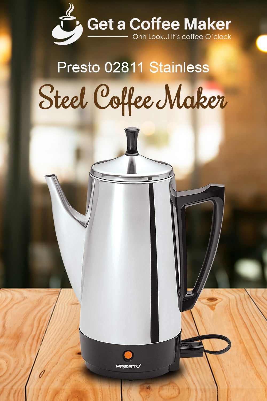 Top 10 Coffee Percolators June 2020 Reviews Buyers Guide Percolator Coffee Stainless Steel Coffee Maker Percolator