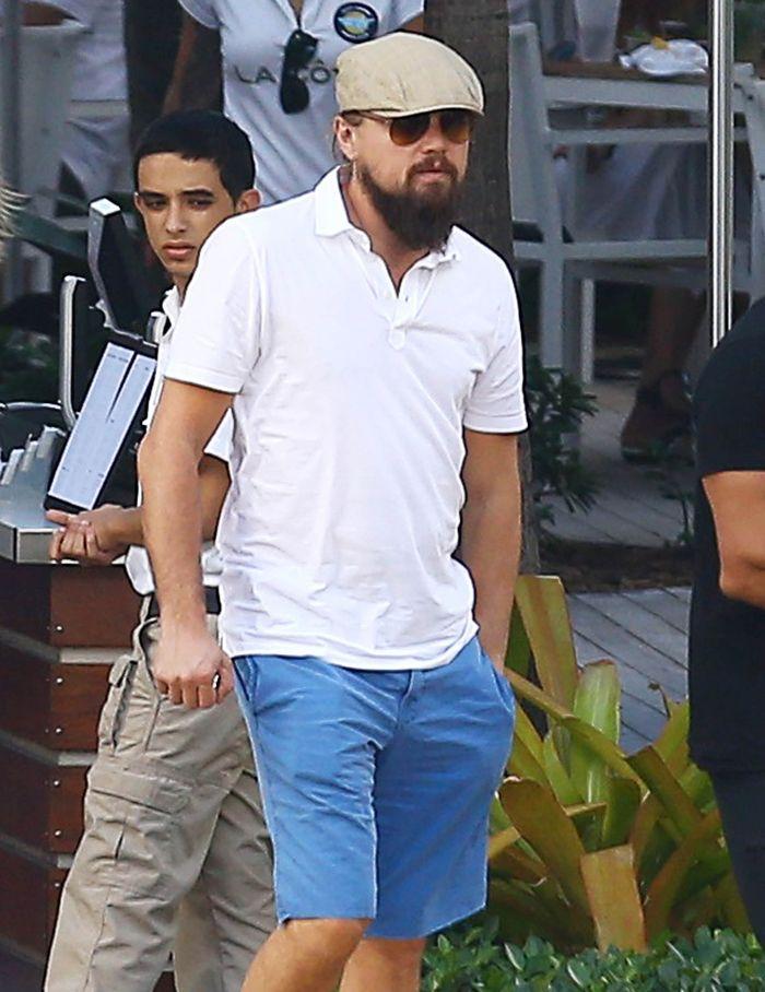 Cele|bitchy | Did Rihanna hook up with Leonardo DiCaprio last weekend?