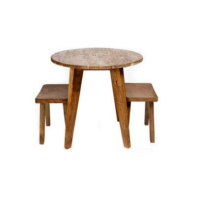 Kyoto Woody Round Dining Table By Slh House Get It Now Or Find More Dining Tables At Temple