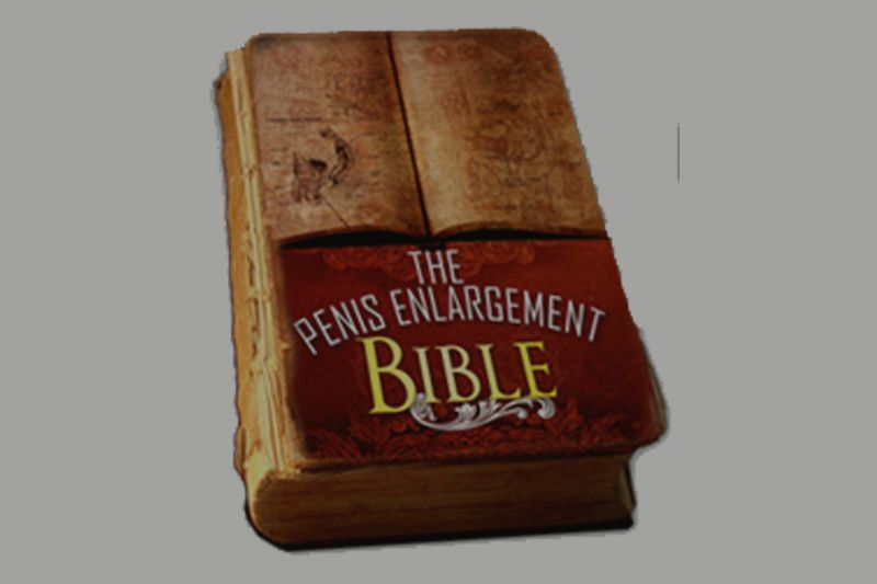 "The Penis Enlargement Bible By John Collins will help you find the answer for ""how to make your dick bigger"".Check out this review and find out how."