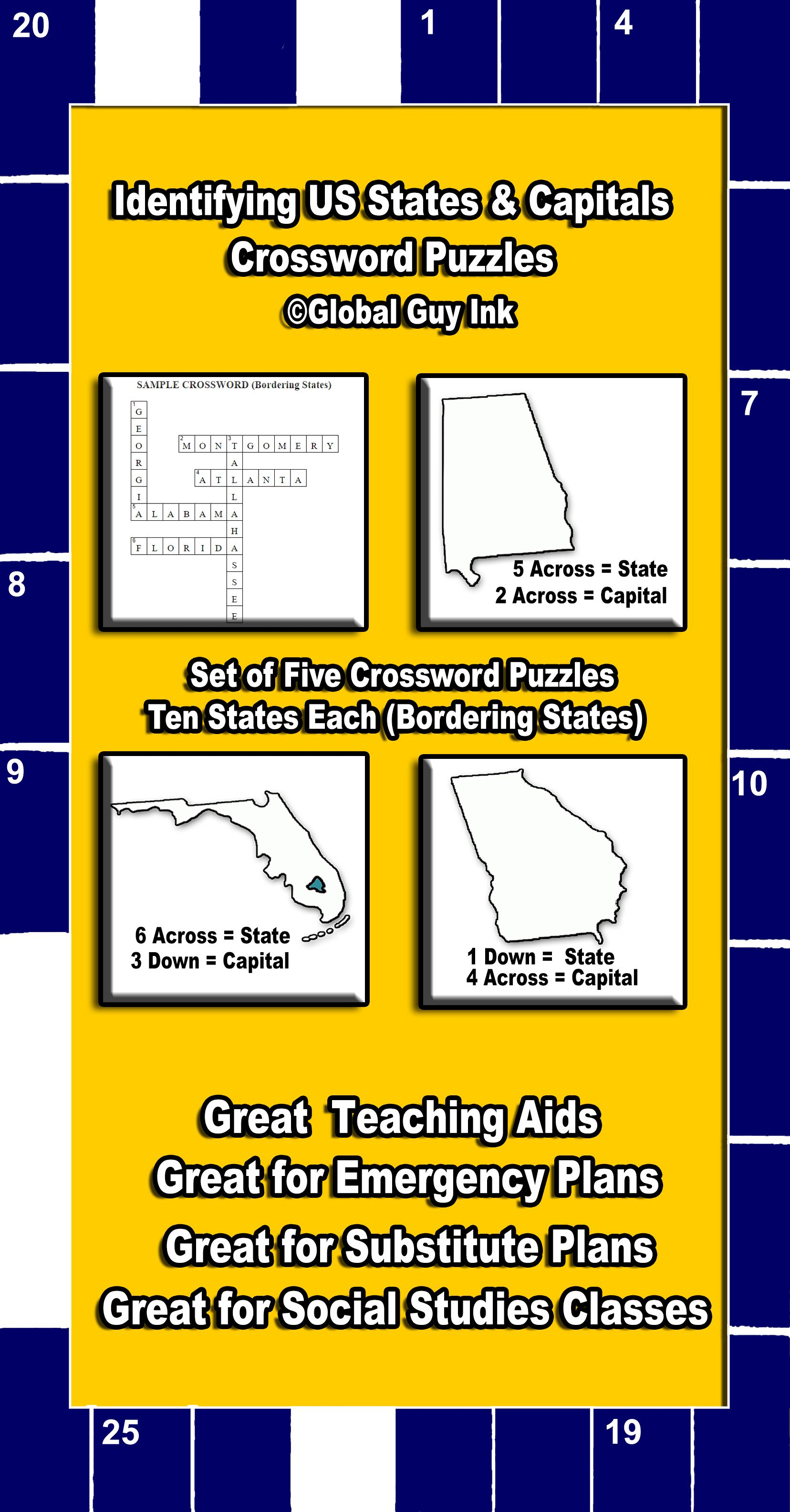 Crossword Puzzles That Will Help Students Learn The