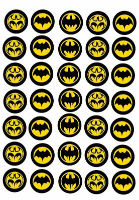 Kit De Batman Para Imprimir Gratis Fiestas De Cumpleanos Batman