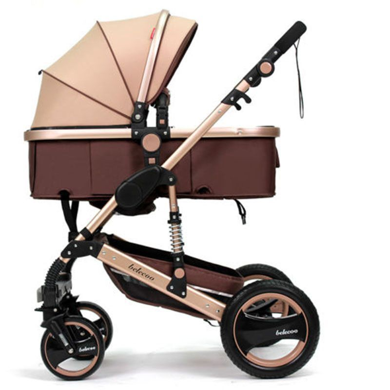 2016 New Design Luxury Upgraded Baby Stroller Coches