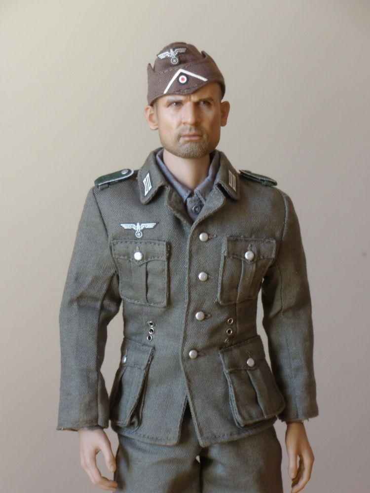 1 6 Scale German Ww2 Pow In Ostfront Custom Figure Hot Toys Dragon