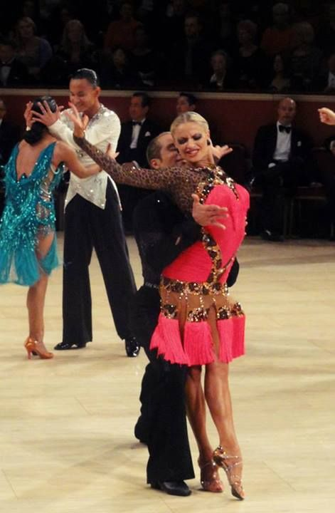 Riccardo Cocchi and Yulia Zagoruychenko- I love they
