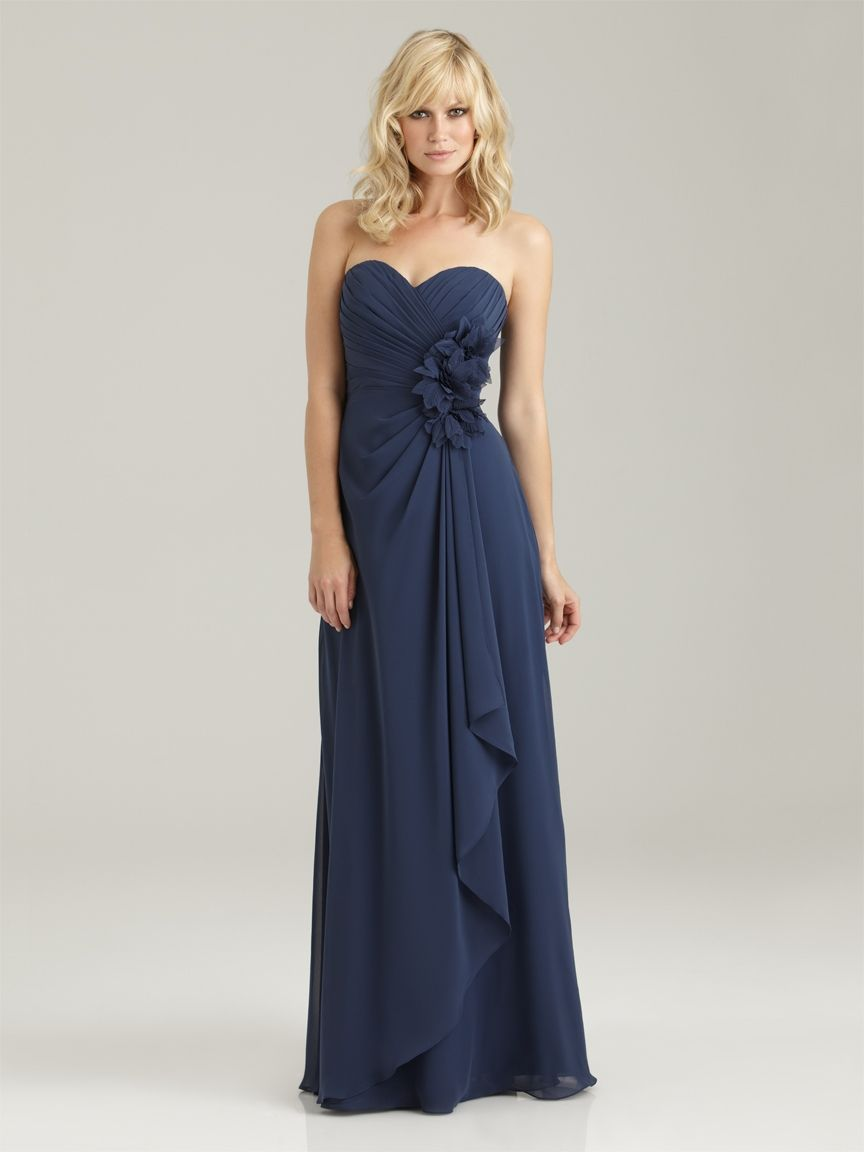 Style 1320 i like this overall but i would do the charcoal color allure bridesmaids 1320 bridesmaid dress the knot ombrellifo Images