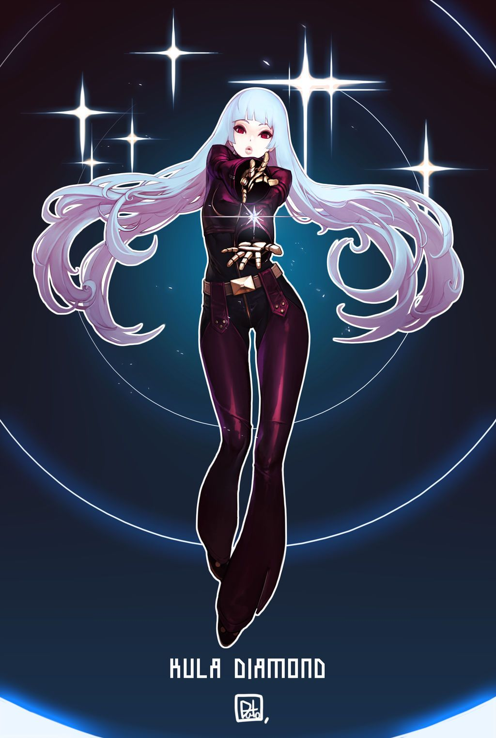 Kula Diamond By Dutomaster King Of Fighters Mobile Legend Wallpaper Images, Photos, Reviews