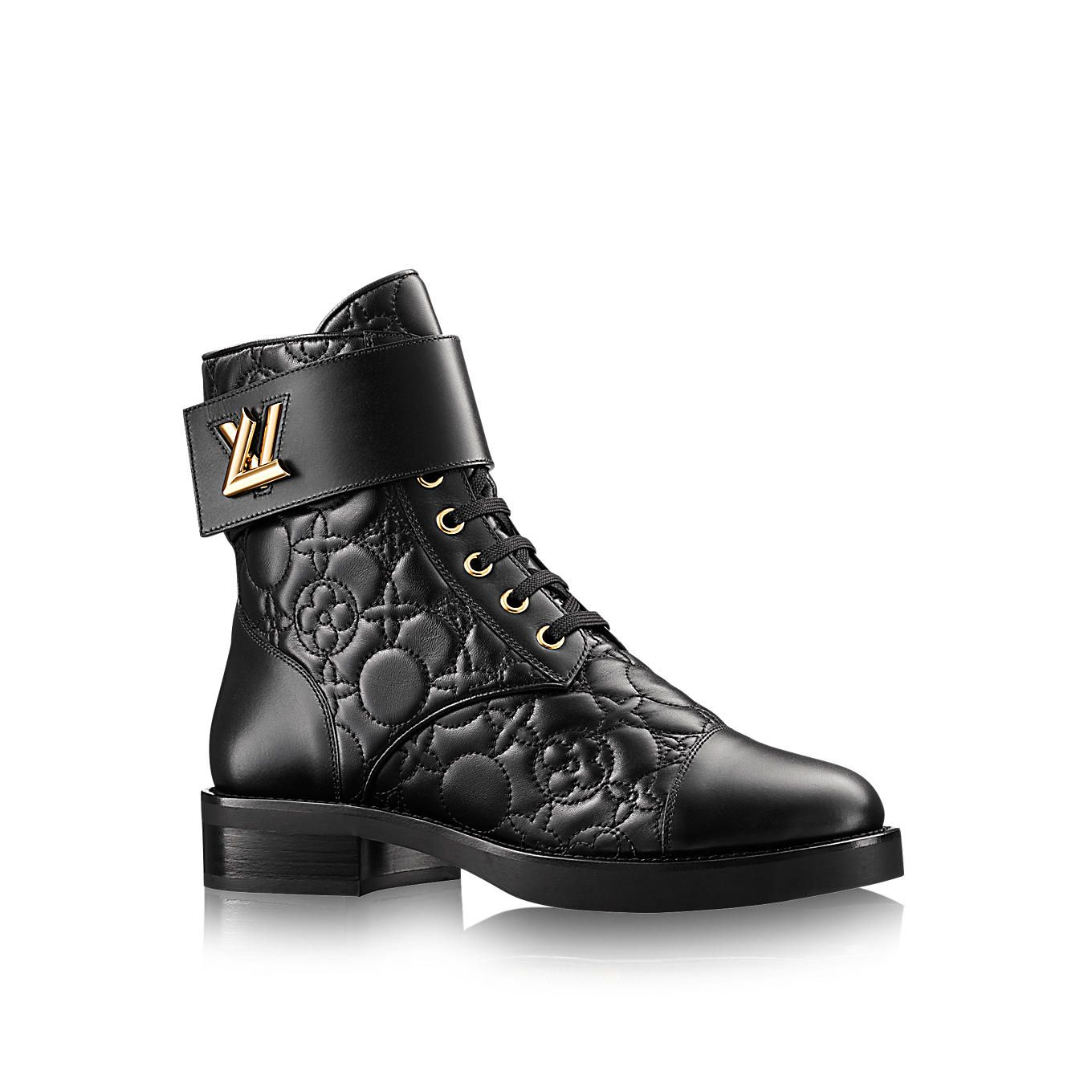 5377f906bf26 Discover Louis Vuitton Wonderland Flat Ranger Our must-have ranger boot