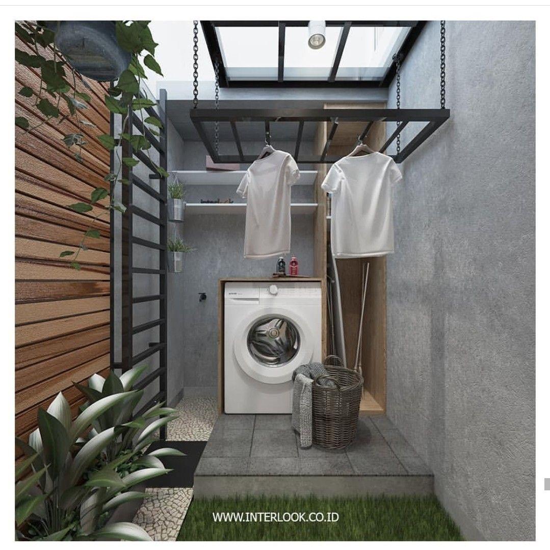 Ruang Cuci Baju