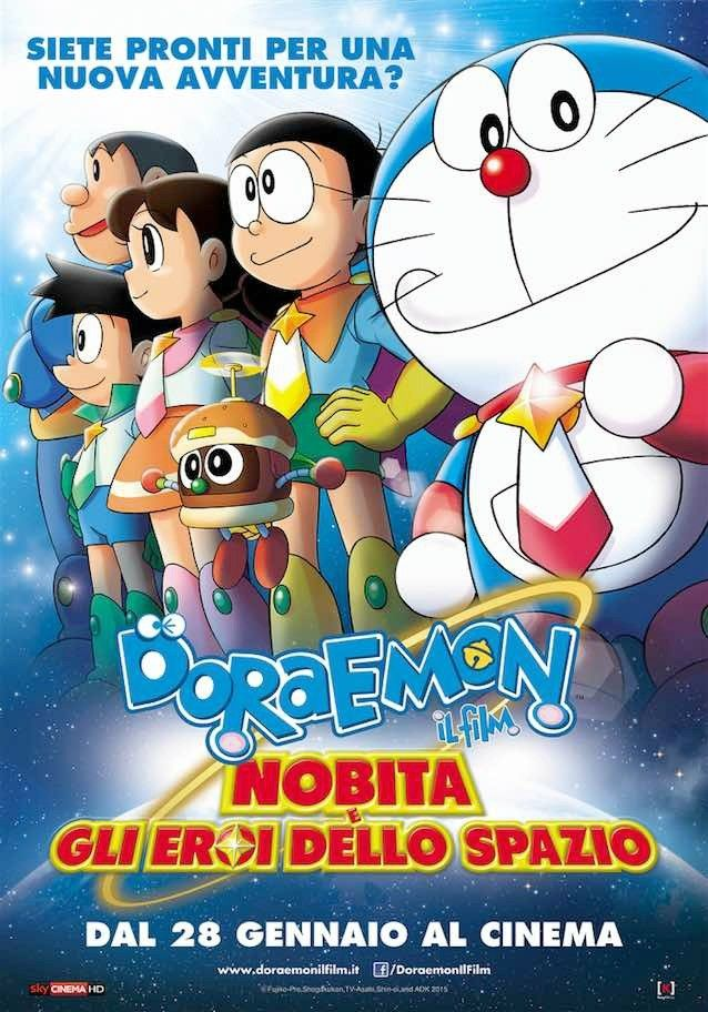 DORAEMON IL FILM 2016 STREAMING E DOWNLOAD FILM ITA 2016