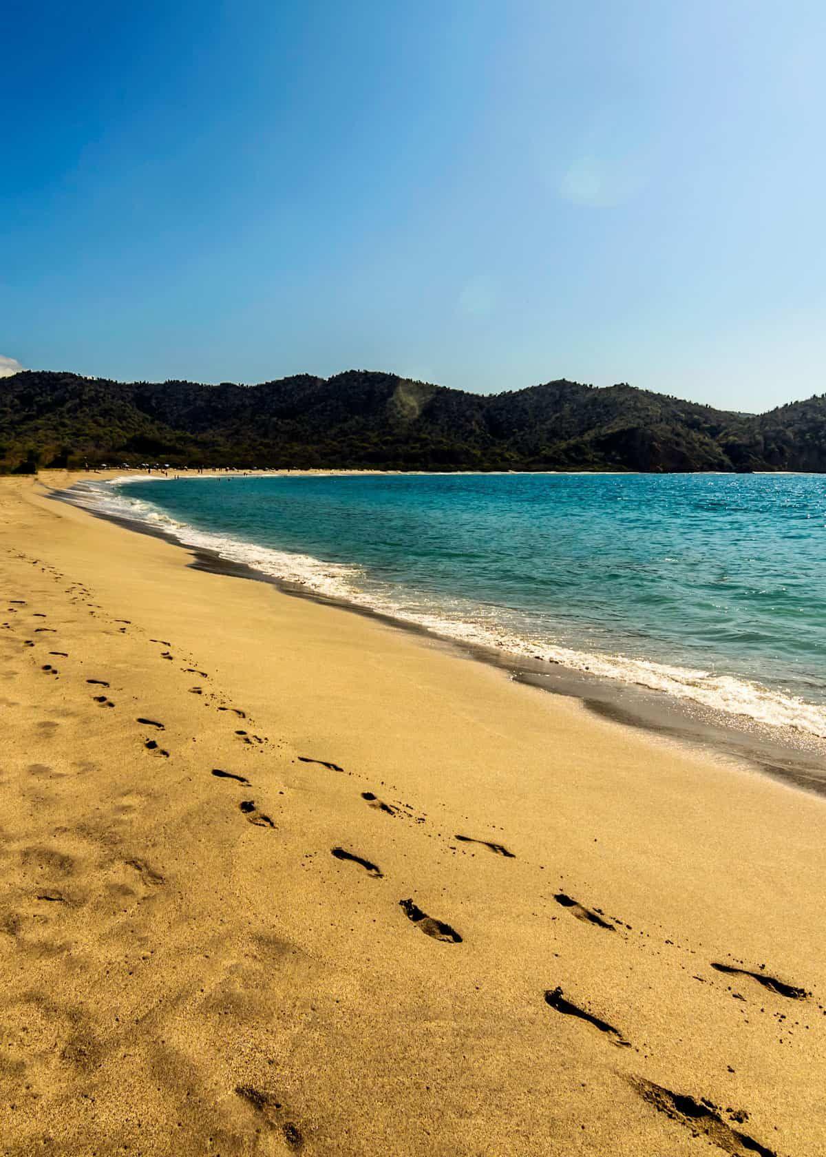 эквадор фото пляжей фото сладкие