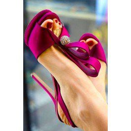 How About This Shoe Share To Get A Coupon For All On FSJ Magenta Wedding