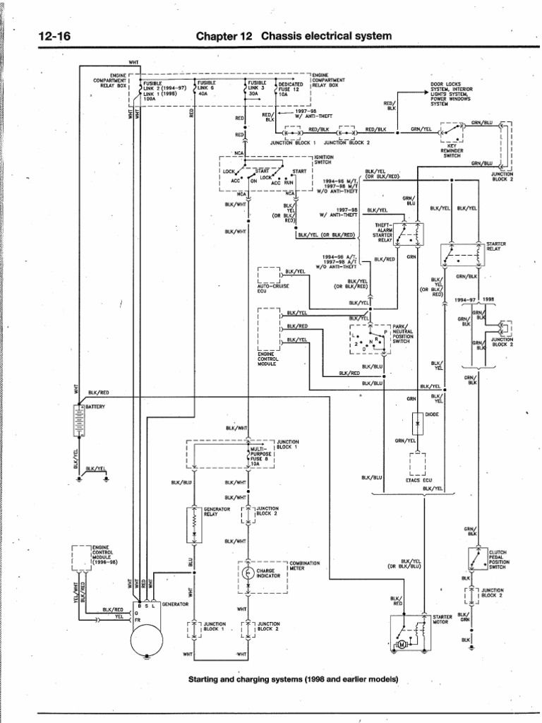 a c wiring diagram for mitsubishi lancer 92 100 images repair pdf |  เทคโนโลยี  pinterest
