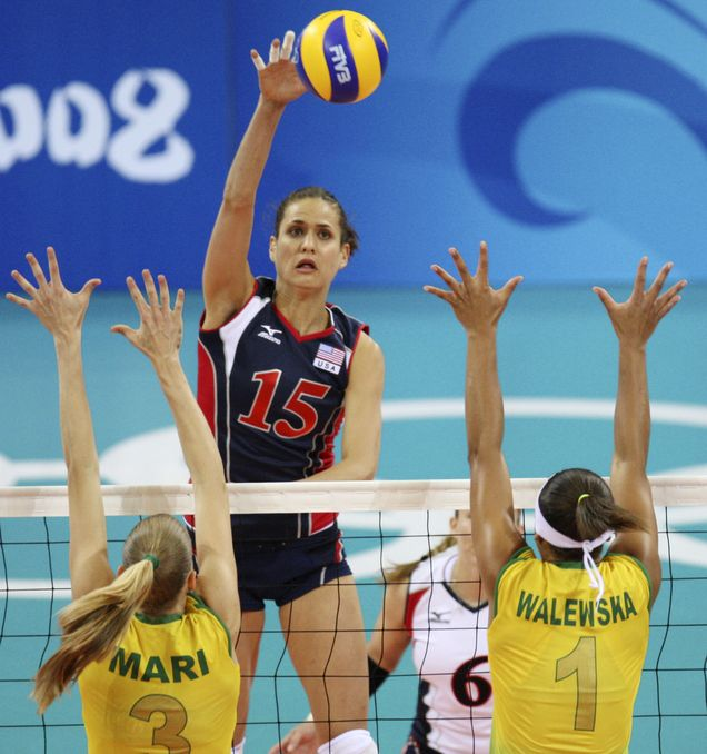 Utah Native And Highland High Grad Logan Tom Is Gearing Up For Her Fourth Olympics Next Month In London As A Women Volleyball Volleyball Team Beach Volleyball