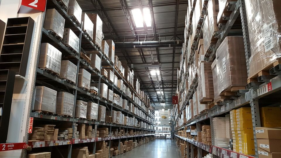7 Smart Tips for Keeping Warehouse Organized Warehouse