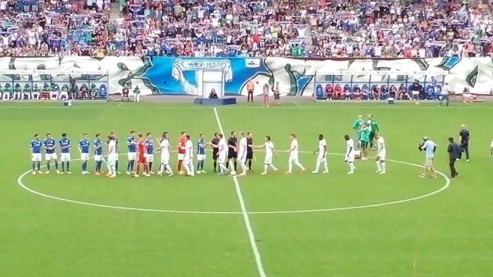 Hansa Rostock Werder Bremen