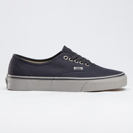 0813d940c9 Canvas Authentic Vans in Ebony Ice Gray. nice and neutral but not too boring