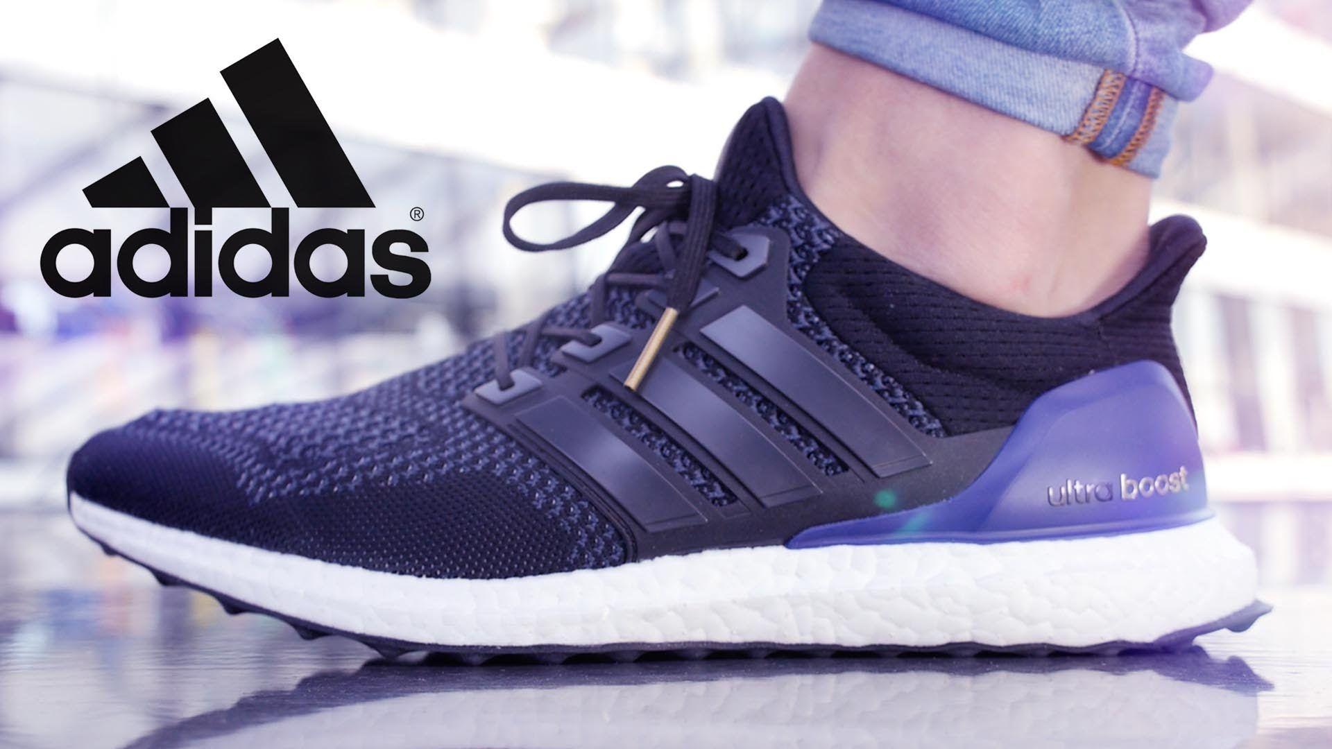 Adidas Ultra Boost Logo